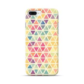 Watercolor Triangles iPhone 8 Plus Case