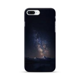 Galaxy Night and Earth iPhone 8 Plus Case