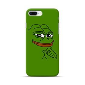 Smug Pepe Frog Funny Meme iPhone 8 Plus Case
