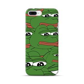 Sad Pepe frog seamless iPhone 8 Plus Case