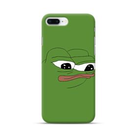 Sad Pepe frog iPhone 8 Plus Case