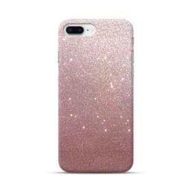 Rose Gold Glitter iPhone 8 Plus Case
