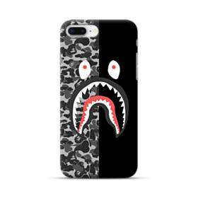 Bape Shark Camo & Black iPhone 8 Plus Case