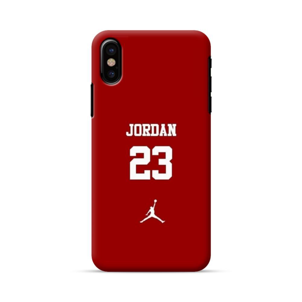 info for e89ff 76ef5 Jordan 23 iPhone X Case
