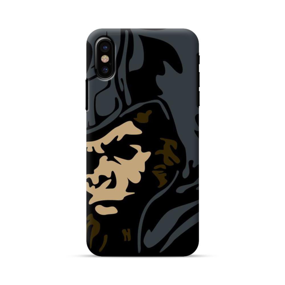 on sale a9590 3eafa A Bathing Ape Graffiti iPhone X Case