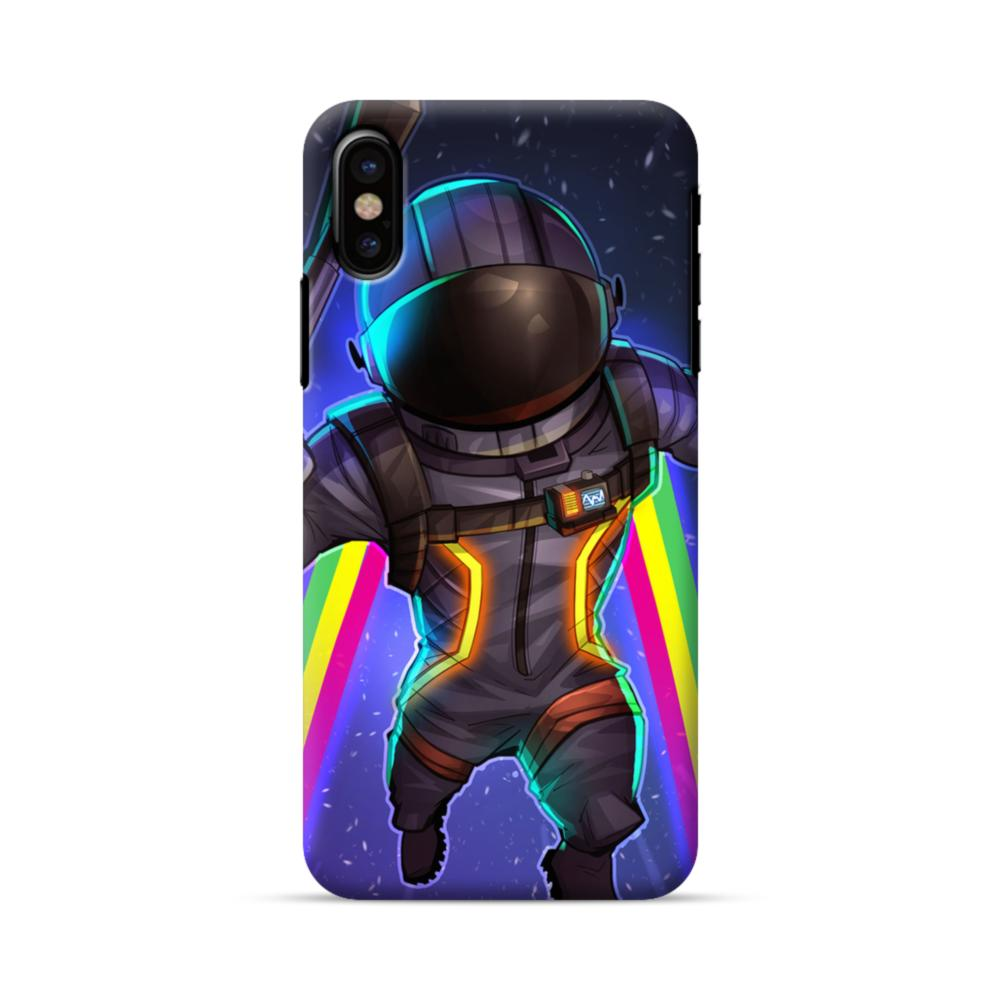 online store ea993 3f201 Fortnite Dark Voyager iPhone X Case