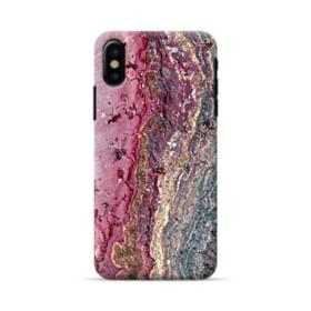 Metal Decay iPhone X Case