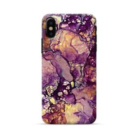 Galaxy Marble iPhone X Case