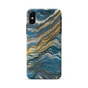Stone Veins iPhone X Case