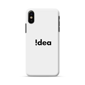 Idea Creative iPhone X Case