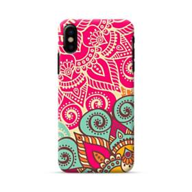 Mandala Pattern iPhone X Case