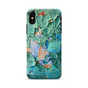 Peeling Paint iPhone X Case