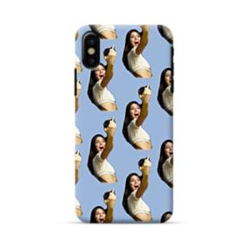 Kendall Jenner funny  iPhone X Case