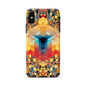 Geometric Art iPhone X Case