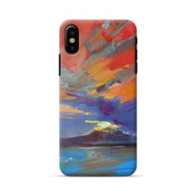 At Sundown iPhone X Case