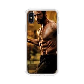 X Men iPhone X Clear Case
