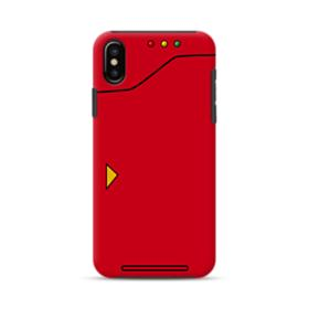 Pokedex iPhone X Hybrid Case