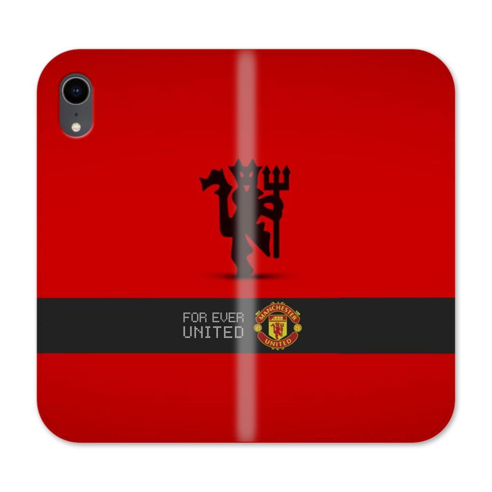 man united iphone xr case