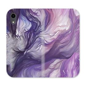 Abstract Art iPhone XR Wallet Leather Case