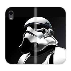 Star Wars Stormtrooper iPhone XR Wallet Leather Case
