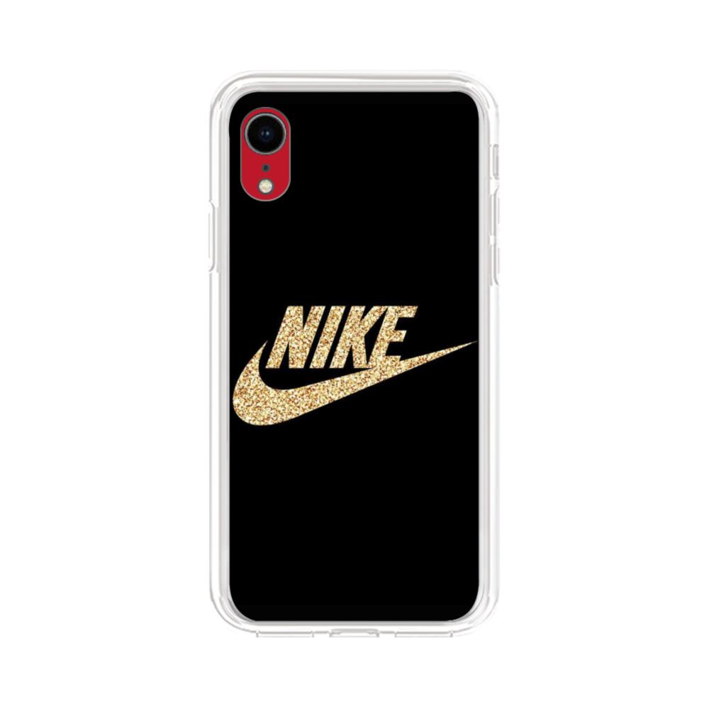 Nike Shining Logo iPhone XR Clear Case