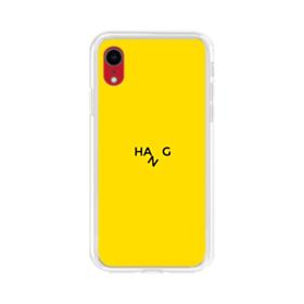 Hang iPhone XR Clear Case