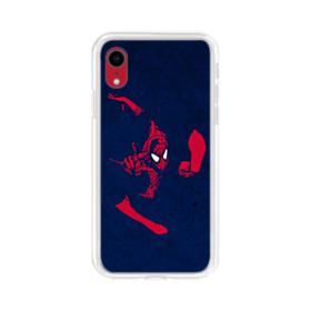 Spiderman Iconic iPhone XR Clear Case