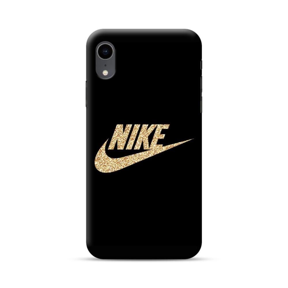 Nike Shining Logo iPhone XR Case