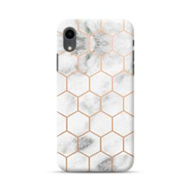 Honeycomb Marble iPhone XR Case