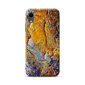 Colorful Stone Veins iPhone XR Case