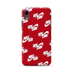 Nike Air Red iPhone XR Case