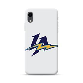 LA Charger Logo iPhone XR Case