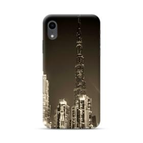 City night skyline iPhone XR Case