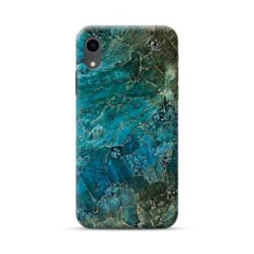 Green Marble iPhone XR Case