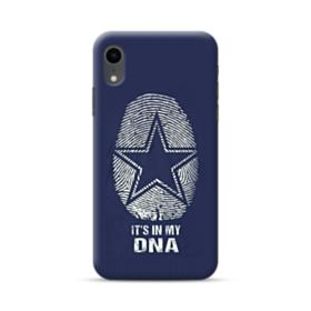 Star Fingerprint iPhone XR Case