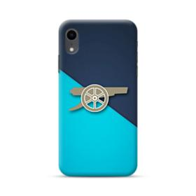 Arsenal Cannon Blue iPhone XR Case