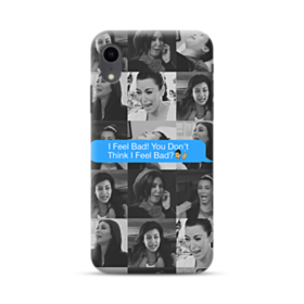 Funniest Kim Kardashian meme iPhone XR Case