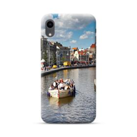 Amsterdam River View iPhone XR Case