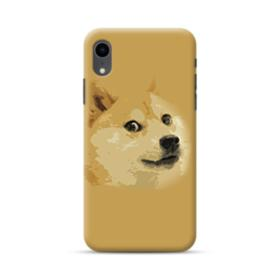 Doge meme iPhone XR Case