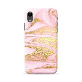 Pink & Gold iPhone XR Case