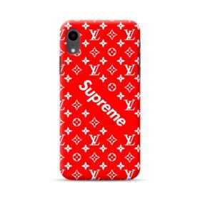 Supreme x Louis Vitton iPhone XR Case