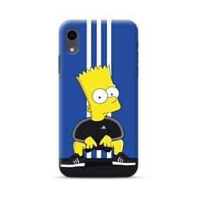 Simpson Bart X Adidas iPhone XR Case