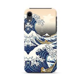 Waves iPhone XR Hybrid Case
