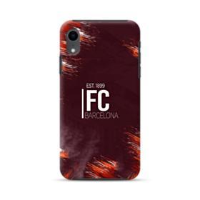 FC Barcelona EST 1899 iPhone XR Hybrid Case