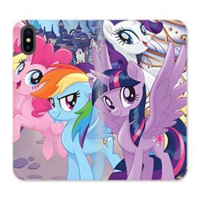 Disney Pony iPhone XS Wallet Leather Case