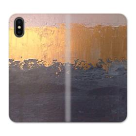 Golden Dream iPhone XS Wallet Leather Case