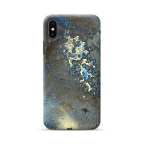 Rusty Iron iPhone XS Case