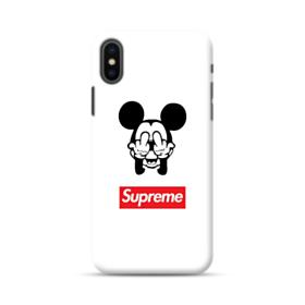 Disney Mickey Mouse x Supreme iPhone XS Case