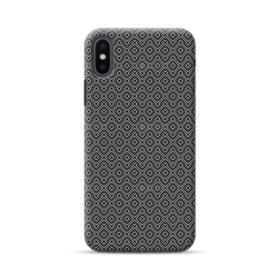Vitange Lattice Pattern iPhone XS Case