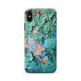 Peeling Paint iPhone XS Case